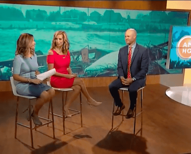 The Weather Channel Features Wuerffel